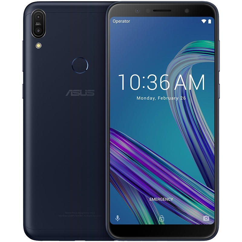 Détails sur Asus Zenfone Max Pro M1 Smartphone 4 G Version Internationale 6  in (environ 15 24 cm) 6GB/64GB Oreo 8 1- afficher le titre d'origine