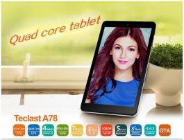 "Teclast A78  3G Tablet 7""  Quad Core 1.0GHz, 8GB, Android 4.4"