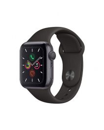 Apple Watch Series 5 40mm (GPS) - Space Grey Aluminium Case with Black Sport Band