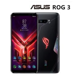 "Asus ROG 3 ZS661KS 5G Gaming Phone 6.59 "" Snapdragon 865 plus 6000mAh NFC Global ROM"