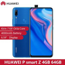 "Huawei P Smart Z Dual Sim Smartphone Global Version 6.59"" 4GB 64GB Auto Pop Up Front Camera"