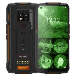 OUKITEL WP7 4G Smartphone IP68 Waterproof 6.53 inch FHD+ NFC 8000mAh 48MP Triple Camera 8GB 128GB