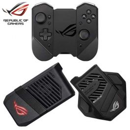ASUS ROG Kunai 3 Gamepad Game Controller ROG Aero Active Cooler 3, 5