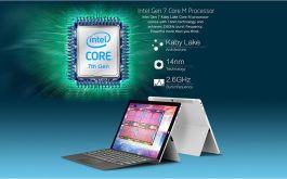 Teclast X5 Pro 12.2 Inch Windows 10 Tablet Intel M3 Core 8GB RAM 256GB SSD Type-C