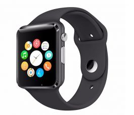 Teclast T11 Smart Watch Bluetooth, Passometer, Make Call, Answer Call, GPRS Location, Sleep Fitness tracker for  iOS Android Phones  - Black