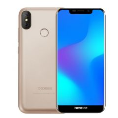"DOOGEE X70 3G Smartphone 5.5"" Quad Core 2GB RAM 16GB ROM Dual Camera 8.0MP Android 8.1 4000mAh"