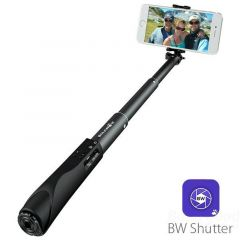 BlitzWolf Extendable Bluetooth Selfie Sticks Monopod Universal Bluetooth Selfi for Android and iOS Smartphone