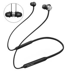 Bluedio TN Active Noise Cancelling Magnetic HiFi Bluetooth Neckband Earphone with Dual Microphone