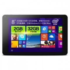 "Cube Iwork8 3G Tablet PC 8""- 2GB/32GB Quad Core HDMI Dual OS Windows 8 + Android 4.4"