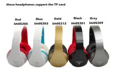 Bluetooth Headphones Headband Headsets