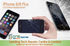 LCD Screen Replacement iPhone 8/8Plus -  Free Complimentary Tampered Glass Screen Protector