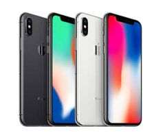 "Apple iPhone X A1901 4G Smart Phone Unlocked 5.8"" 256GB ROM 3D Touch Face ID NFC"