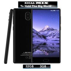 "LEAGOO KIICAA MIX 5.5"" 4G LTE Dual Sim Smartphone 3GB/32GB Android 7.0 Fingerprint ID"