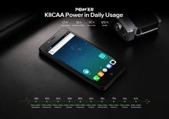 "Leagoo KIICAA Power 5"" Dual Sim 3G Smartphone 16GB/2GB Android 7.0 4000mAh Fingerprint"