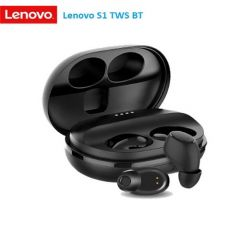 Lenovo S1 TWS BT 5.0 IPX5 Waterproof Wireless Stereo Earbud 1800mAh Headset for Phone HD Communication