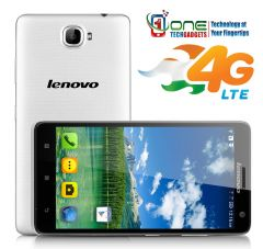 Lenovo S856 4G LTE  Smartphone 5.5 inch  Android 4.4 Snapdragon 400 MSM8926 Quad Core 8GB/1GB 8.0MP  Unlocked