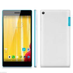 Lenovo TAB3-7 Tablet 4G LTE-730M Android 6.0 GPS 2GB/16GB Dual SIM Dual Standby 3450mAh Quad Core White