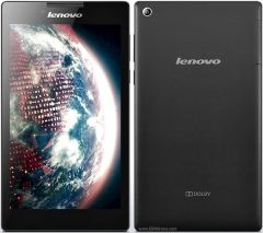 "Lenovo Tab 2 A7-30 Touch Pad 7"" Tablet Black 16GB, Android 5.0 Wi-Fi"