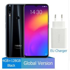 Meizu Note 9 Smartphone 6.2'' Waterdrop Global Version 4GB/128GB Snapdragon 675 Octa Core 48MP Dual Camera AI Front 20MP 4000mAh B20