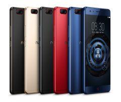 ZTE Nubia Z17 Mini 5.2 inch Dual Sim Smartphone 4GB/6GB RAM 64GB Storage Global Firmware