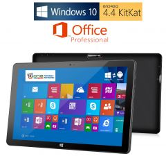 "ONDA V116w 11.6"" Tablet Dual OS Windows 10 +Android 4.4 Free Office Pro Quad Core 2GB/64GB Support 3G"