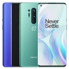 OnePlus 8 Pro 5G Smartphone Global ROM 6.78 inch IP68 NFC 4510mAh 48MP Quad Rear Camera Snapdragon 865