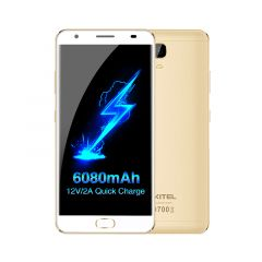 "OUKITEL K6000 Plus 5.5"" Dual Sim 4G LTE Smartphone Unlocked 4GB/64GB Fingerprint 6080mAh Battery"