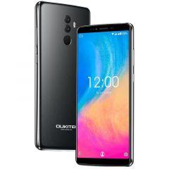 OUKITEL K8 6 Inch 4G Octa Core Smartphone 4GB/64GB 5000mAh Android 8.0 Grey