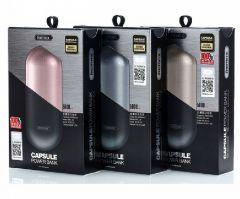 Remax RPL-22 Capsule Power Bank 5000mAh 1.5A Large Capacity