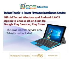 """Firmware Flash for Teclast Tbook 16 Power 11.6"""" X7-Z8750 Tablet PC"""