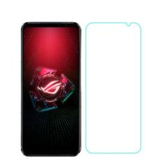 2Pcs Tempered Glass Screen Protector for  ASUS ROG Phone 5/5S Series, 5 Pro, Ultimate