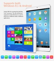 Teclast X98 Air Built in 3G Intel Bay Trail-T Tablet - 32GB with Bluetooth Keyboard Case