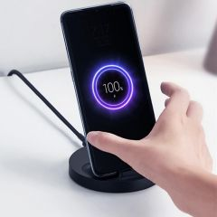 Xiaomi 20W Wireless Charger Flash Charging Stand Holder for Xiaomi Mi 9 MIX 2S compatible with iPhone Samsung S10