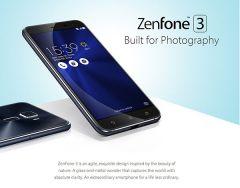 "ASUS Zenfone 3 ZE552KL Smartphone 5.5"" Android 6.0 64GB/4GB 16.0MP Camera Fingerprint"