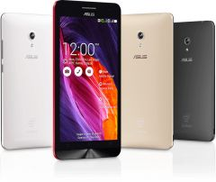 ASUS ZenFone 6 Smartphone 3G, 2.0GHz Android 5 2GB/16GB Corning Gorilla Screen 13.0MP GOLD