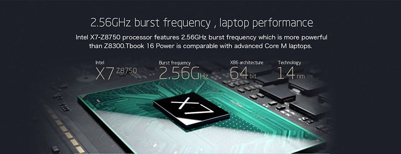 Teclast Tbook 16 Power 11 6