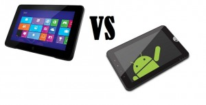 Android-vs-windows 8.1