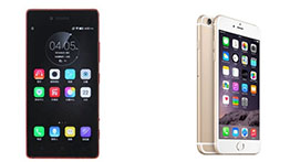 Lenovo Vibe Shot Z90-7 Smartphone Is Better Than IPhone 6