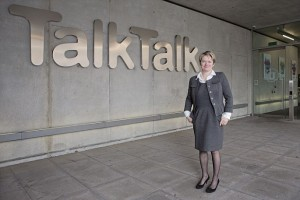 CITY - PETER CAMPBELL INTERVIEW - Dido Harding CEO of Talk Talk.